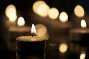 amarre de amor con vela blanca