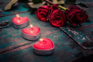amarre de amor con vela roja