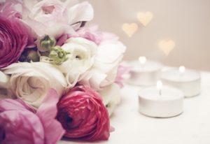 amarre de amor con velas y fotos