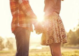 amarre de pareja con fotos